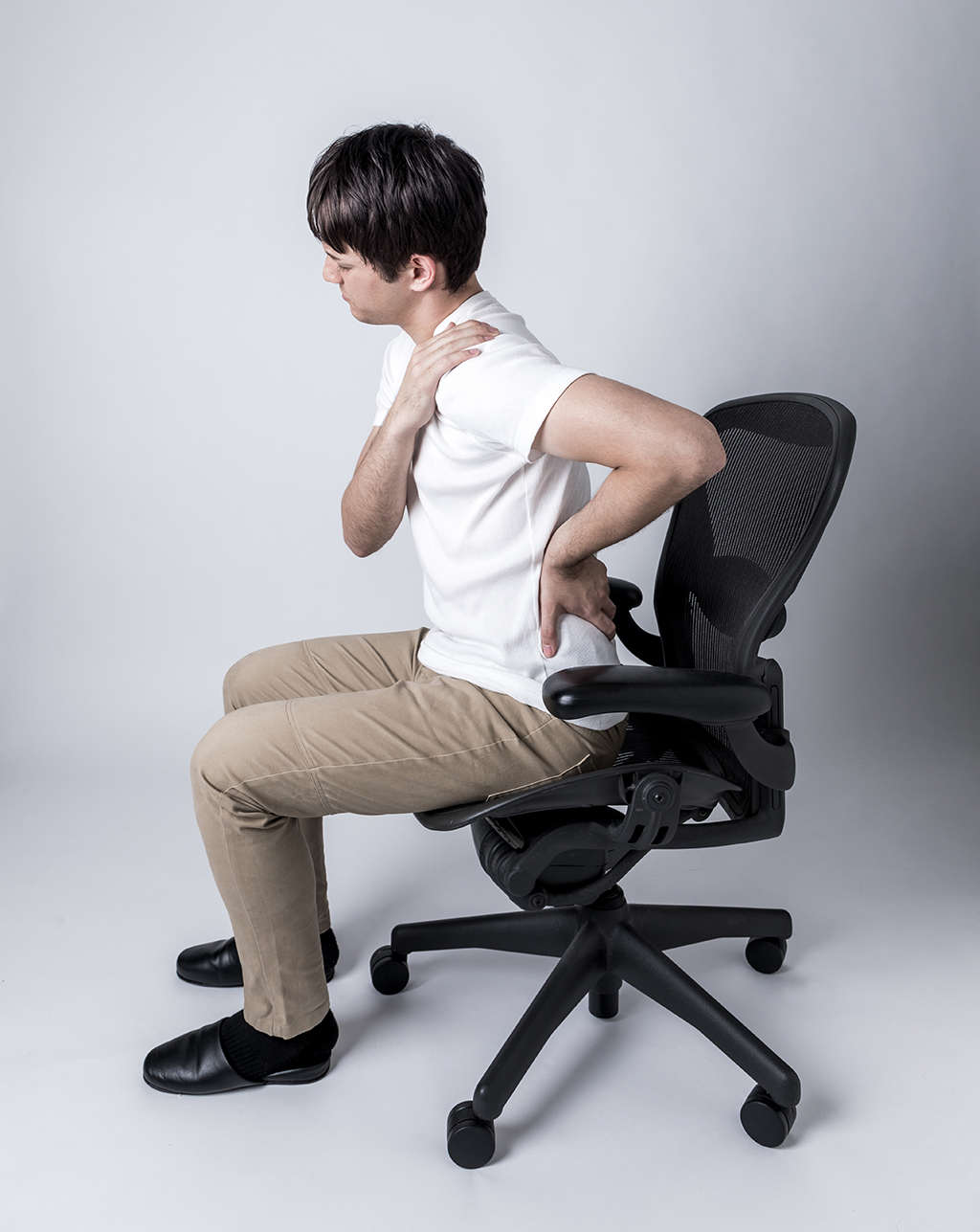 The Risks of Sitting